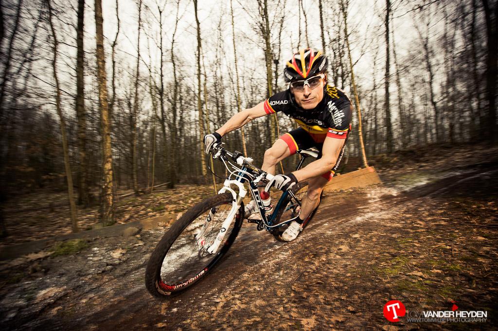 Kris Henderieckx - Team Nomadesk Narviflex