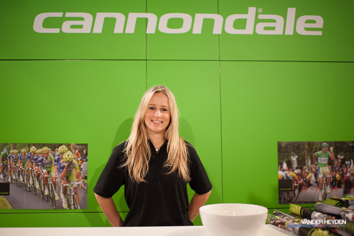 Bikemotion 2012: Cannondale