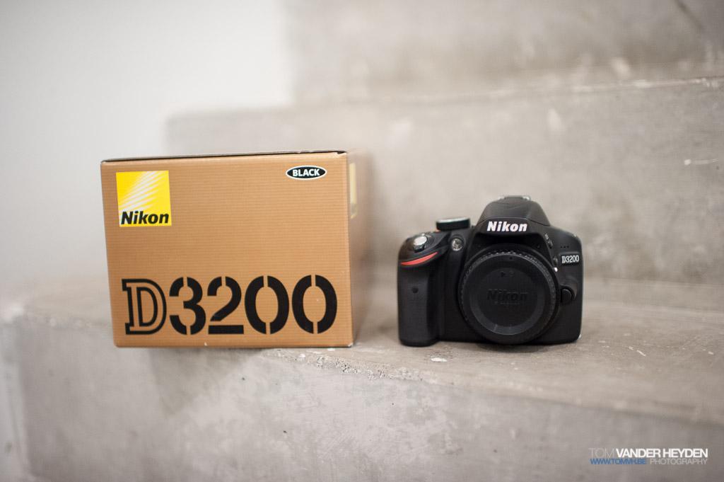 Persoonlijke Review Nikon D3200 - Tom VH photography